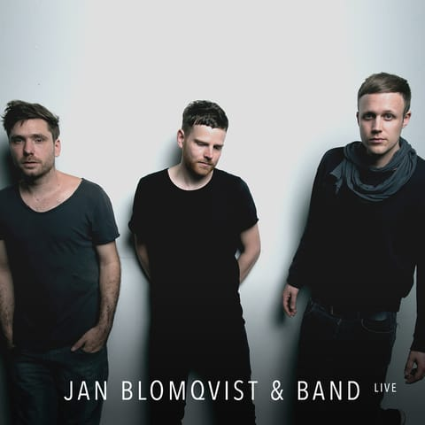 Jan Blomqvist & Band live